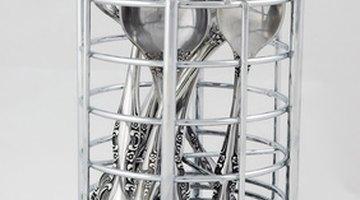 Stainless steel flatware
