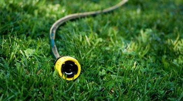 If working outside, use your garden hose to clean corrugated plastic.