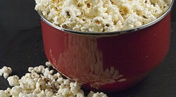You do not need  a microwave to make microwave popcorn.