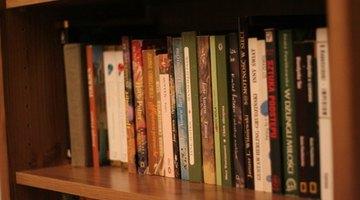 Bookcase shelf.