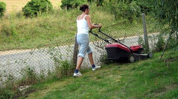 Hire a local student to take care of the recipient's landscaping needs.