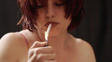 ¿Fumar cigarrillos detiene el crecimiento?