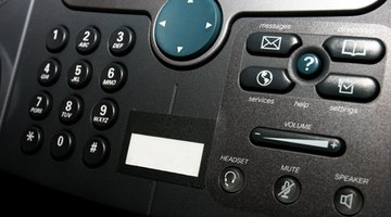 Many devices in a modern home can have telephone connections.