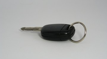 Hand Holding Keys BE