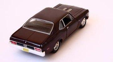 luxury car - model toy car