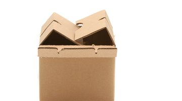 A medium to large cardboard box is ideal for your diorama.