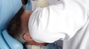 Efectos secundarios de las coronas dentales y de una reconstrucción bucal completa