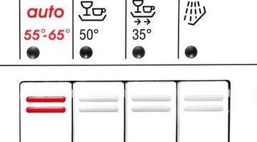 Appliances in store