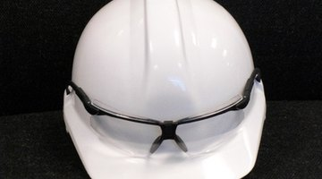 Use safety equipment when heating PVC plastic.