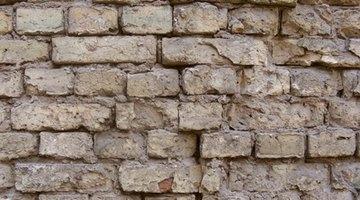 Brick retaining walls often fail under pressure.