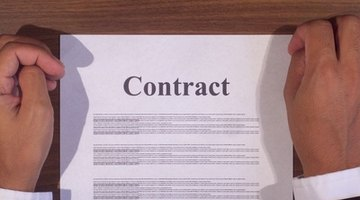 Each employee should have a contract of employment.