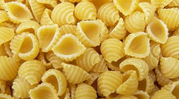 Cheese gets trapped inside these tiny pasta shells, creating a burst of cheesy flavour with every bite.