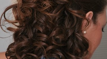 Curls can add romance to your look.