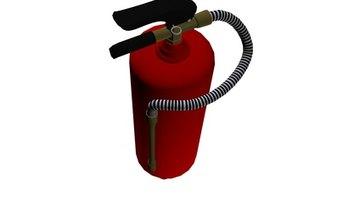 Riesgos de salud por la exposición a los productos químicos de los extintores de incendio