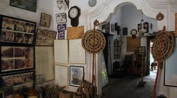 A museum can be a collection of various artefacts.