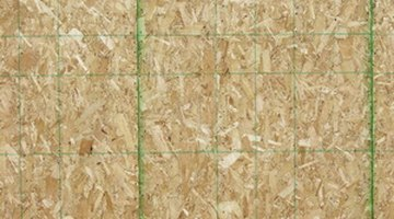 Even plywood could be treated with dangerous chemicals.