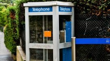 Stuffing people into phone booths was a fad among students.