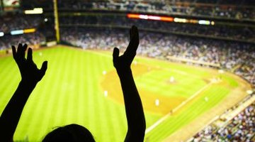 Get caught up in the excitement of a sporting event.