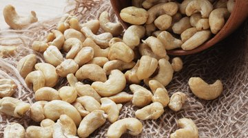 What Is the Omega 3 Content of Cashews?