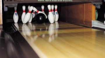 Relaxed: bowling