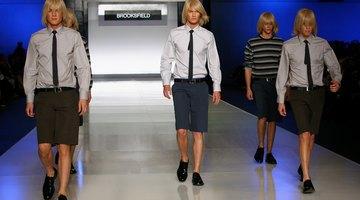 Hipster heaven: look, no socks