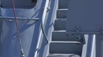 Ship's ladders must have a slope no greater than 70 degrees.
