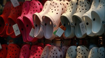 They're clogs, not crocs