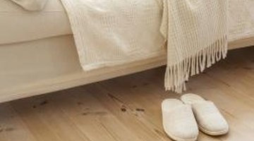 Chenille upholstery can be spot cleaned with mild detergent.