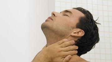 Cómo blanquear la piel detrás del cuello llena de suciedad