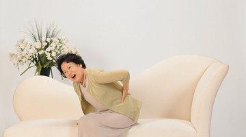 Adormecimiento de las piernas y dolor de espalda