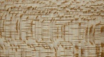 Close-up of balsa wood surface