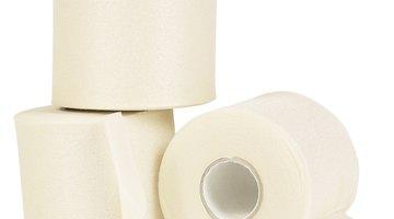 Tipos de cinta adhesiva médica