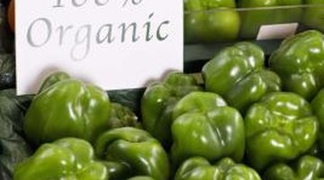 Produce labelled as 100 per cent organic will not be sprayed with MSG.