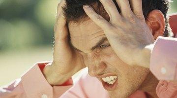 La ira como causa del dolor de cabeza