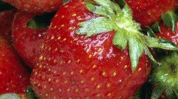 Señales de alergia a las fresas en bebés
