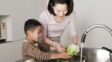 How to Teach Children About Healthy Eating and Exercise