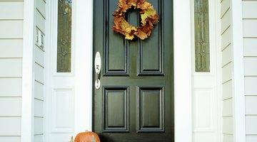 Paint your front door.