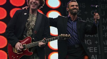Wet Wet Wet are victims of overplaying, with even Marti Pellow getting sick of