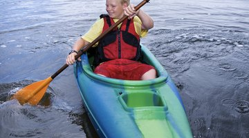 The Best Kids Kayaks