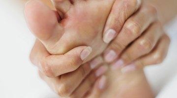Ejercicio y dolor en el empeine del pie