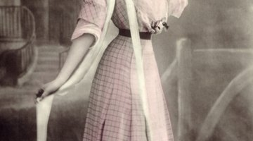 Art nouveau influenced styles.