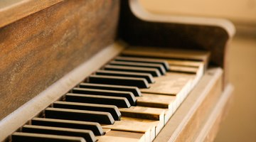 Get the piano repaired, if need be, before starting work.