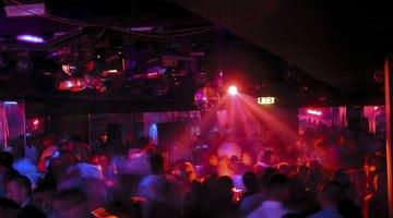 Club: party night