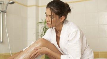 Cómo tratar una quemadura producida por la crema depilatoria Nair