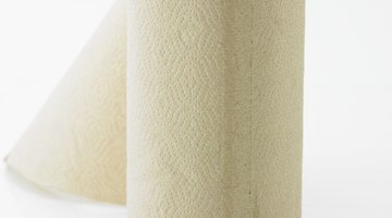 Paper towels come in handy for many stain crises.