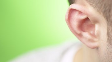 How to Heal Nerve Damage in Ears