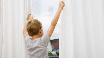 Thermal lining fabric can noticeably improve the climate control in your home