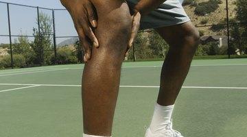 Síntomas del pinzamiento del nervio de la pierna