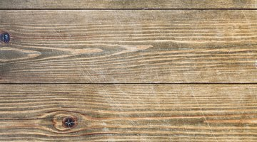 Close-up of spruce wood surface