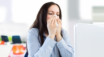 Medical Symptoms of Dry Mouth and Sore Throat